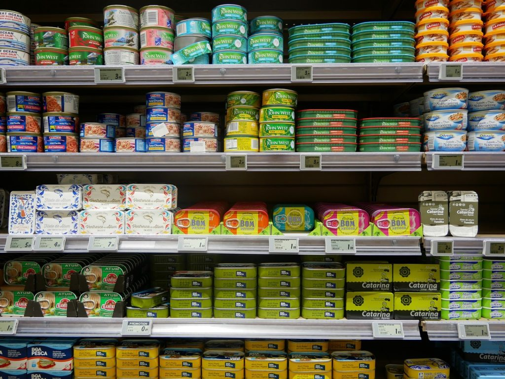 best canned food for survival